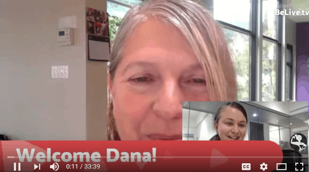 Dana Bass Solomon, Hollyhock | PowHERful Living Explored Accessible Media Series