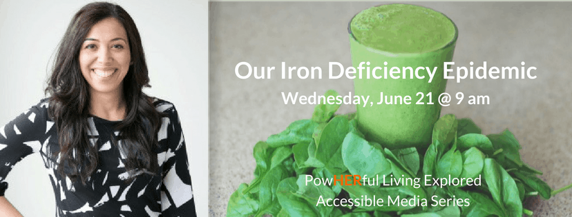 Dr. Seema Kanwal |  Our Iron Deficiency Epidemic [Video Interview]