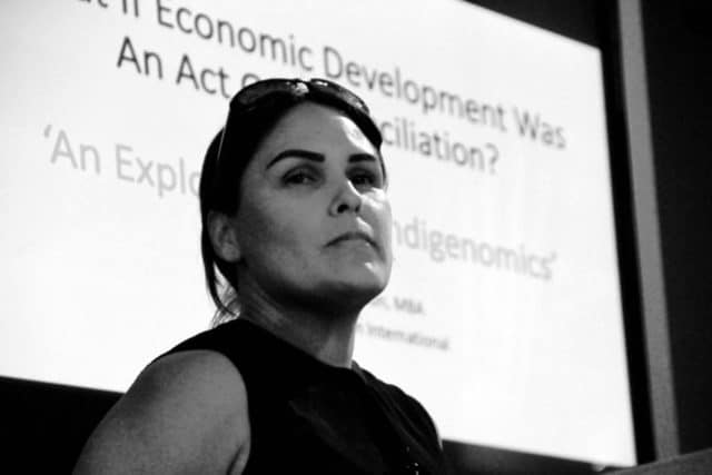 Carol Anne Hilton Transformation International Indigenomics